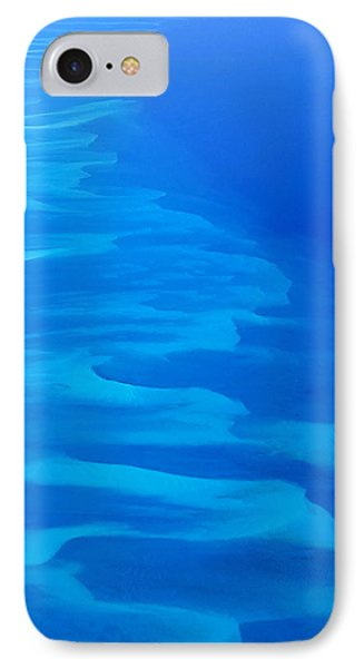 IPhone Case featuring the photograph Caribbean Ocean Mosaic  by Jetson Nguyen