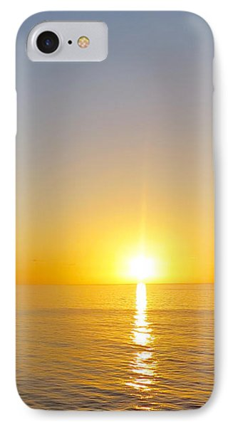 Caribbean Sunset IPhone Case