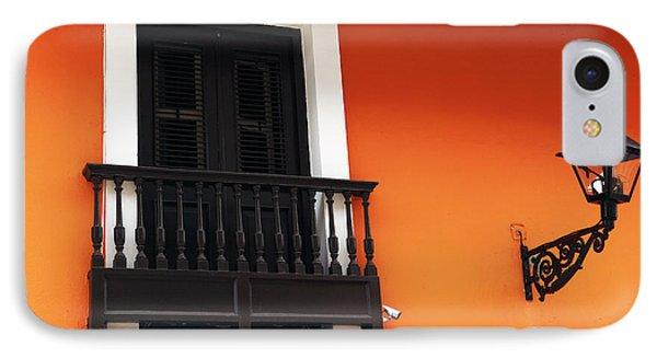 Caribbean Window Phone Case by John Rizzuto