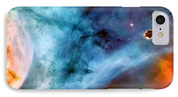 Carina Nebula #5 IPhone Case by Jennifer Rondinelli Reilly - Fine Art Photography