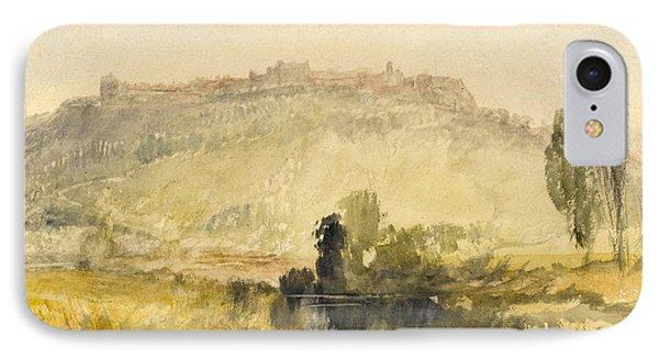 Carisbrooke Castle IPhone Case by Joseph Mallord William Turner