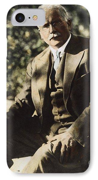 Carl G. Jung  Phone Case by Granger