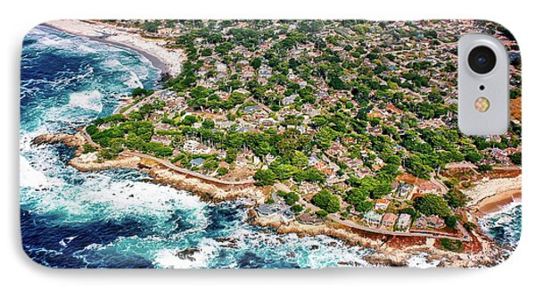 Carmel By The Sea IPhone Case