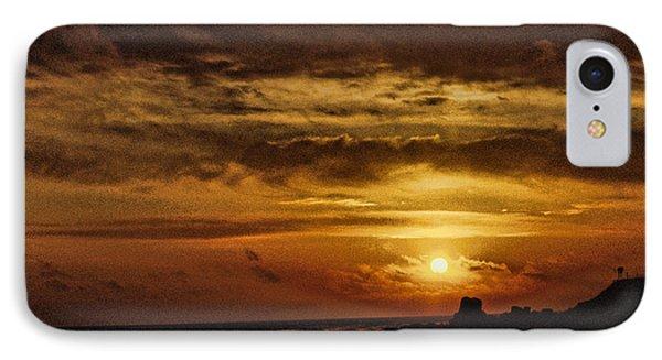 Carmel Sunset IPhone Case by Michael McGowan