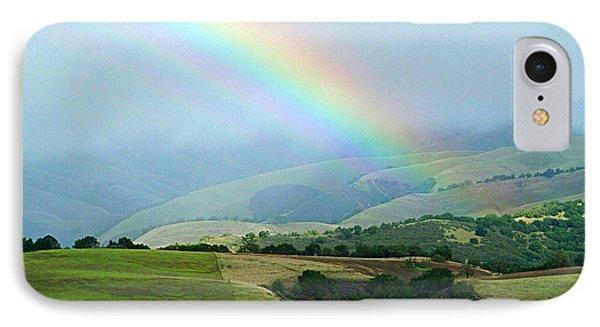 Carmel Valley Rainbow IPhone Case
