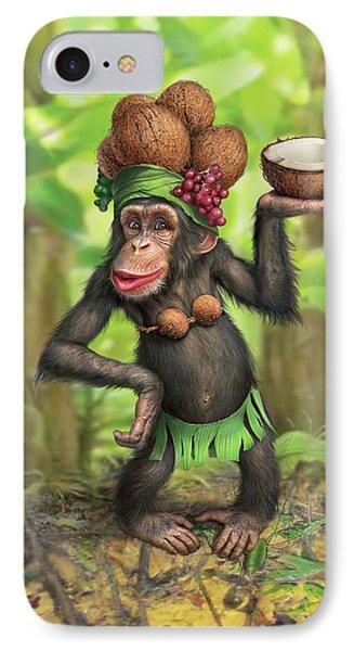 Carmen Coconuts IPhone Case