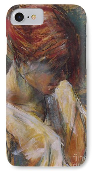 Carmen Of Lautrec II IPhone Case by Debora Cardaci