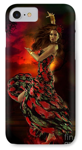 Carmen Phone Case by Shanina Conway