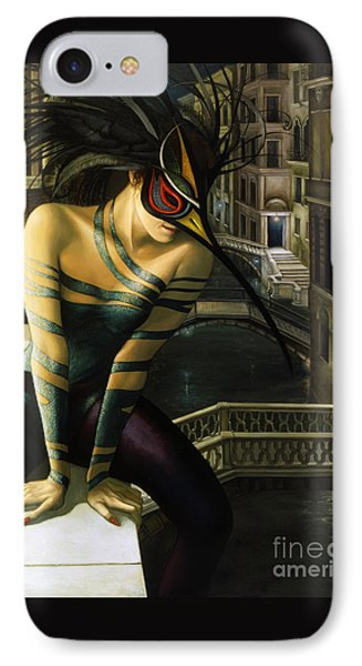 Carnavale Venezia Phone Case by Jane Whiting Chrzanoska