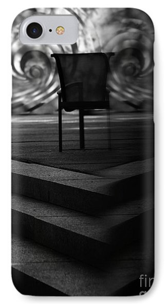 Carnegiechair IPhone Case