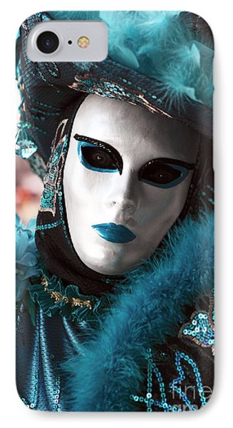 Carnival Blues Phone Case by John Rizzuto