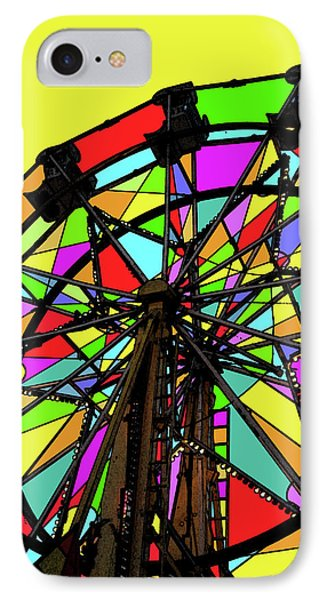 Carnival Colors 2 IPhone Case