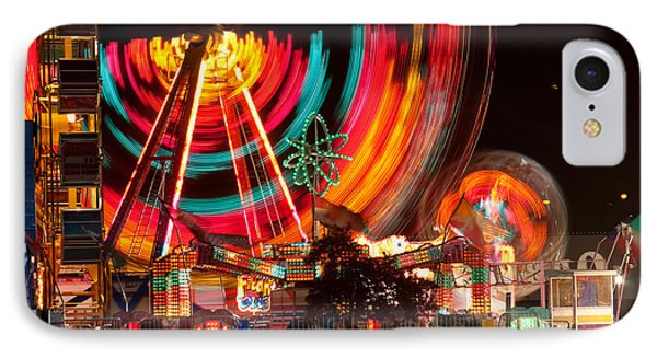Carnival In Motion Phone Case by James BO  Insogna