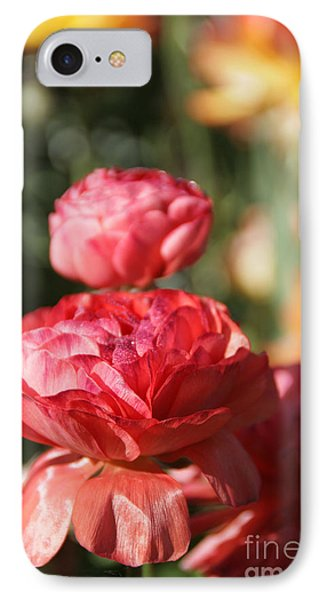 Carnival Of Flowers 01 IPhone Case by Andrea Jean
