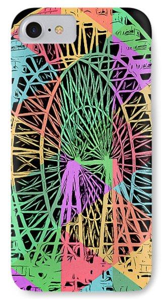 Carnival Ride IPhone Case by Edward Fielding