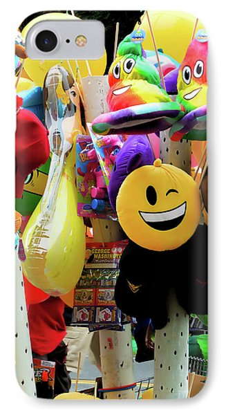 Carnival Vendor 1 IPhone Case