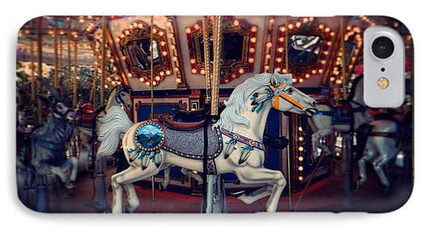 IPhone Case featuring the photograph Carousel by David Mckinney
