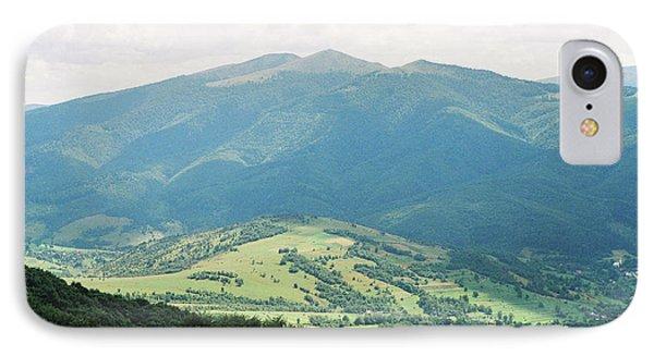 Carpatian Mountains 4 IPhone Case