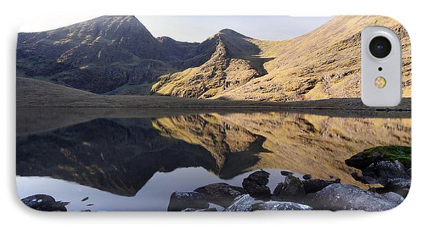Carrauntoohill Ireland's Tallest Mountain Phone Case by Pierre Leclerc Photography