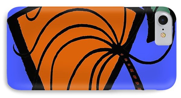Carrot And Stick Phone Case by Patrick J Murphy