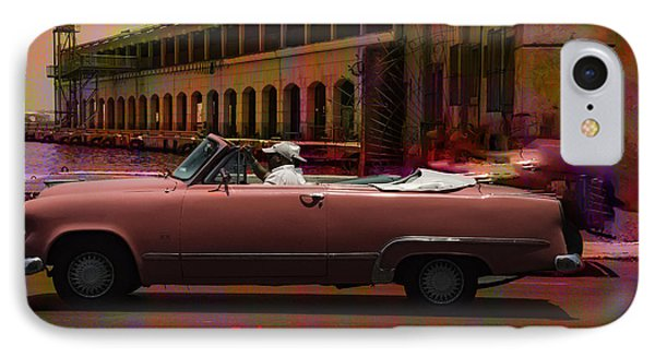 Cars Of Cuba IPhone Case