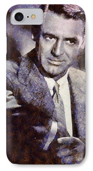 Cary Grant Hollywood Actor IPhone Case