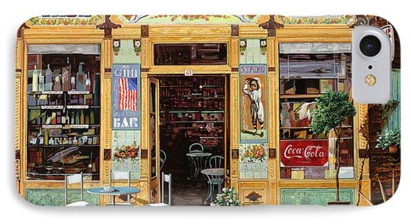 Casa America Phone Case by Guido Borelli