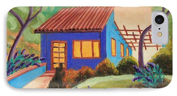 Casa Azul IPhone Case