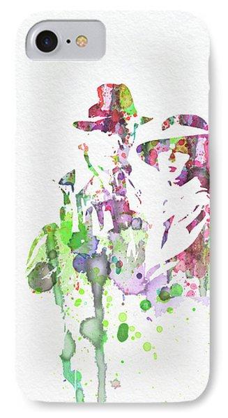 Casablanca IPhone Case by Naxart Studio