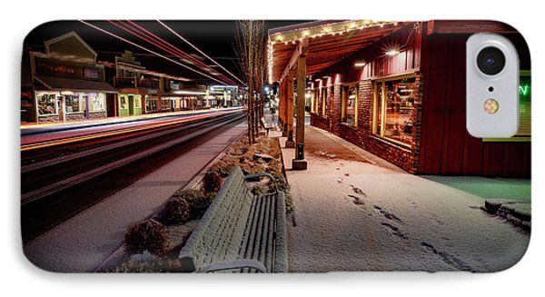 IPhone Case featuring the photograph Cascade Avenue by Cat Connor