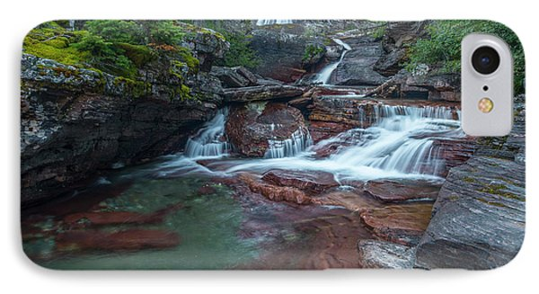 IPhone Case featuring the photograph Cascades by Gary Lengyel