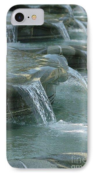 Cascading Fountain IPhone Case