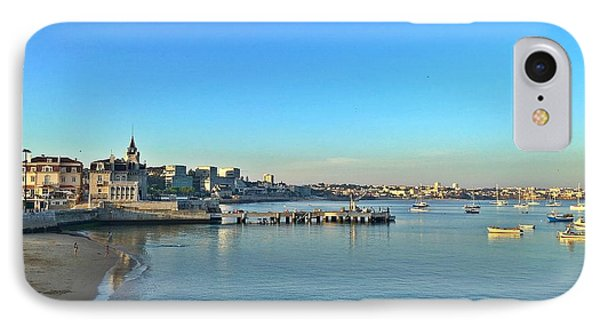 iPhone 7 Case - Cascais Marina by Onthe Runaway