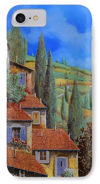 Case Appoggiate IPhone Case by Guido Borelli