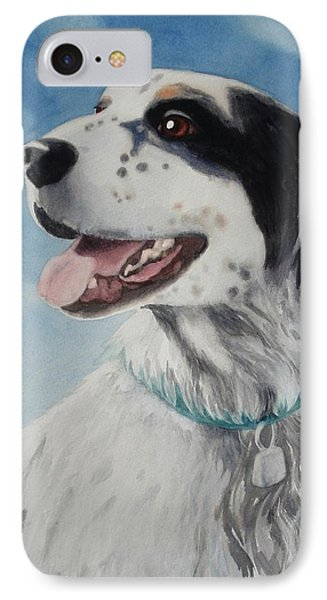 Casey IPhone Case by Marilyn Jacobson