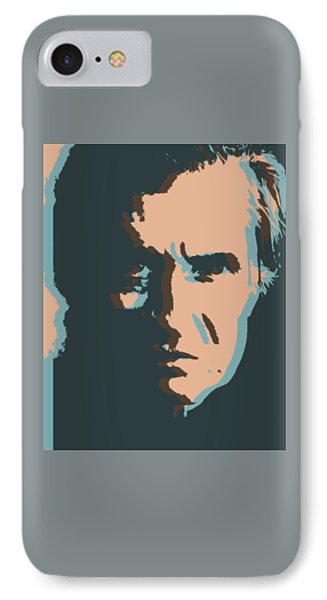 Cash Pop Art Poster IPhone Case by Dan Sproul