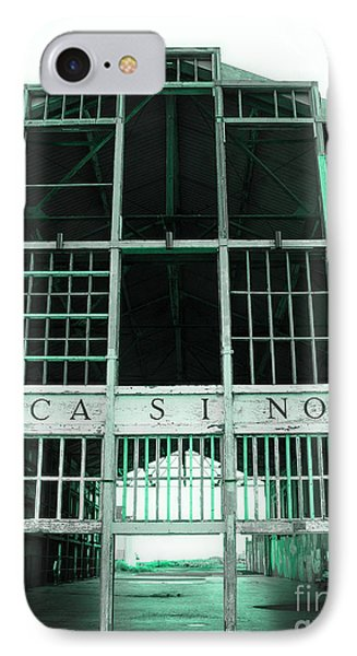 Casino Phone Case by Colleen Kammerer