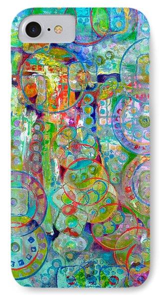 Casino Phone Case by Gretchen Ten Eyck Hunt