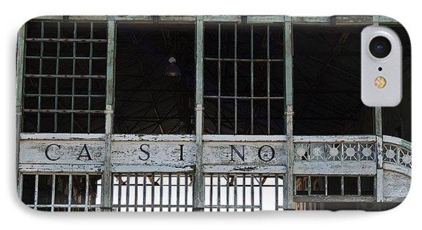 Casino Pier  IPhone Case by Elsa Marie Santoro