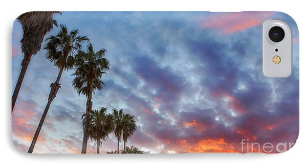 Casitas Palms IPhone Case by John A Rodriguez