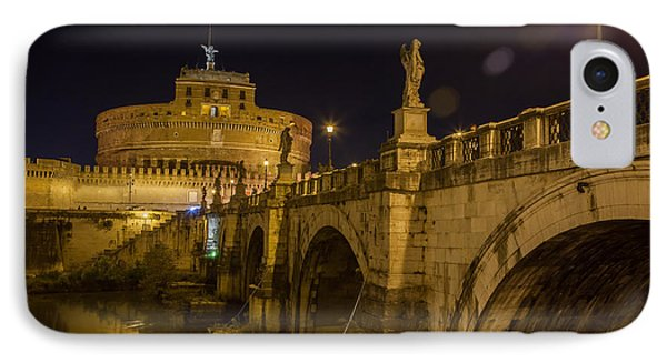 Castel Sant'angelo IPhone Case