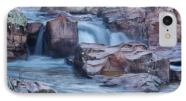Caster River Shut-in IPhone Case by Robert Charity