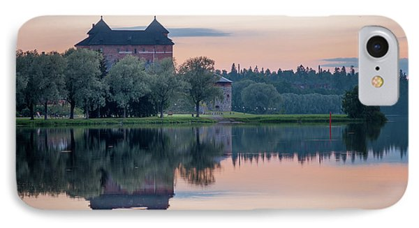 Castle After The Sunset IPhone Case