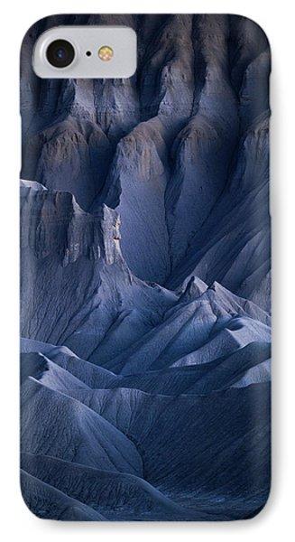 IPhone Case featuring the photograph Castle Blue by Dustin LeFevre