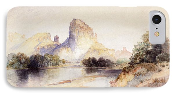 Castle Butte, Green River, Wyoming IPhone Case