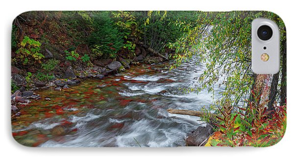 IPhone Case featuring the photograph Castle Creek Beauty by Tim Reaves