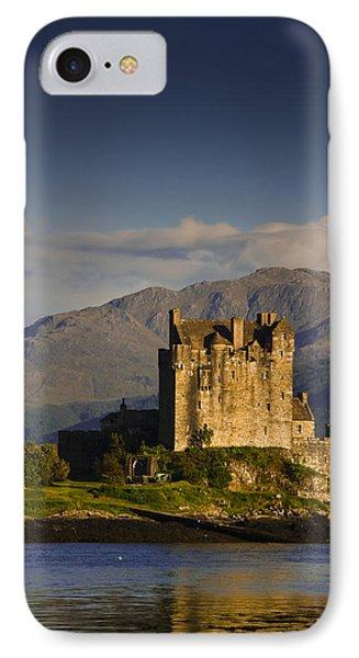 Castle Eilean Donan IPhone Case by Gabor Pozsgai