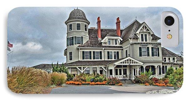 Castle Hill Inn IPhone Case
