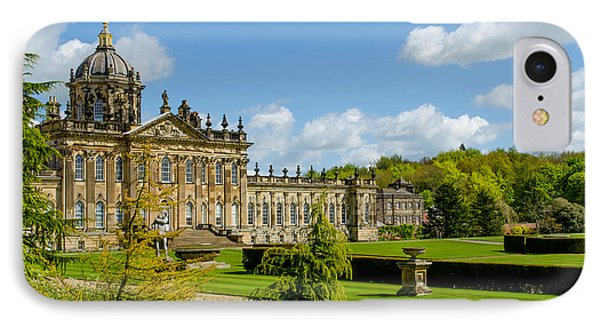 Castle Howard IPhone Case