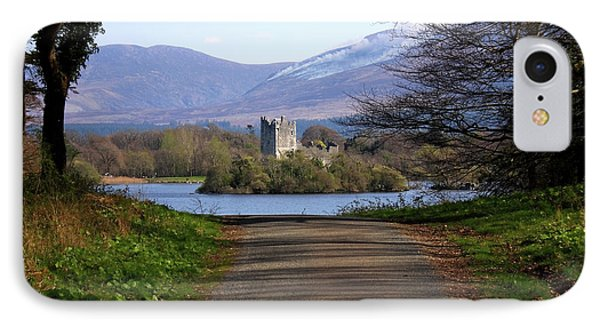 Castle On The Lakes IPhone Case